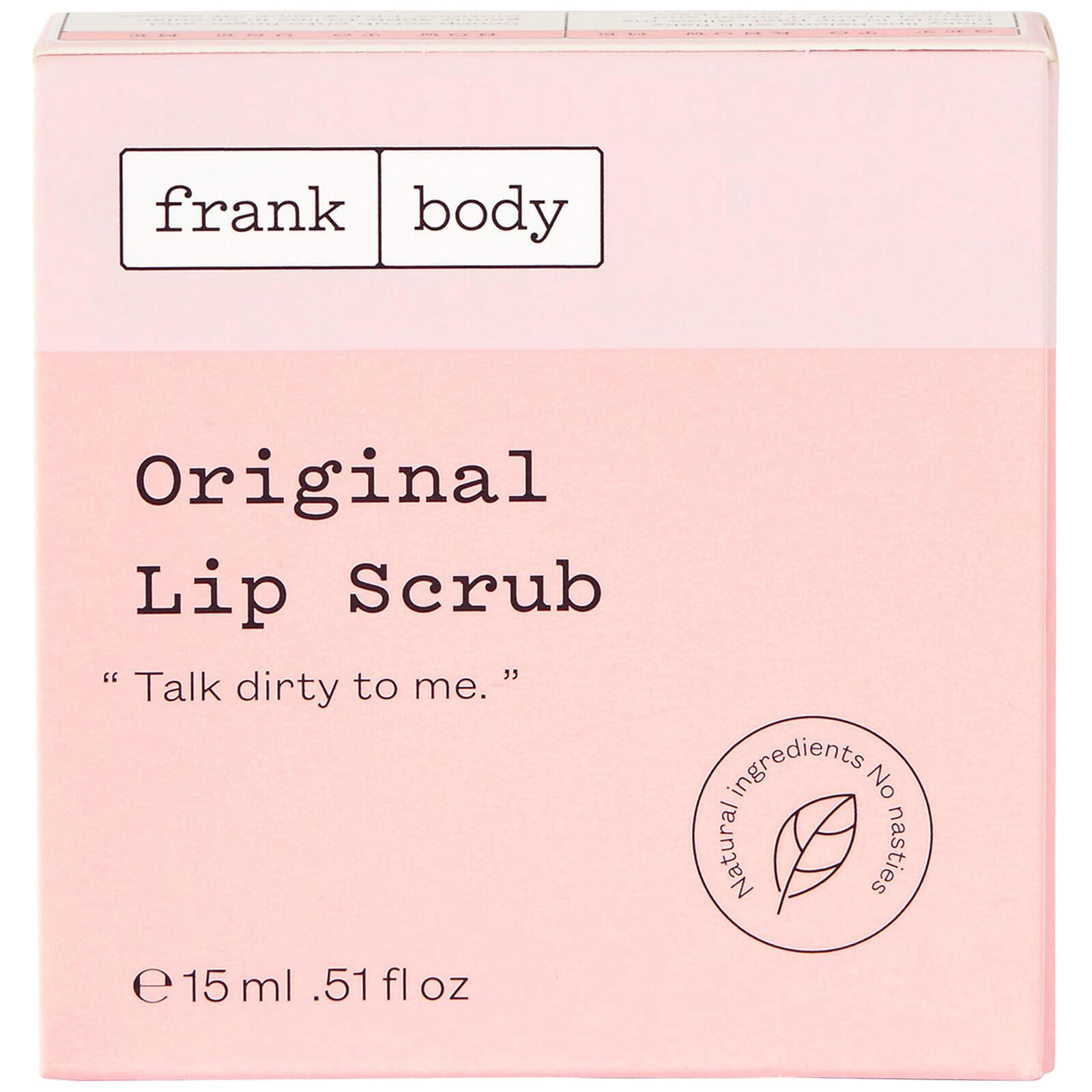 Frank Body Lip Scrub 15ml