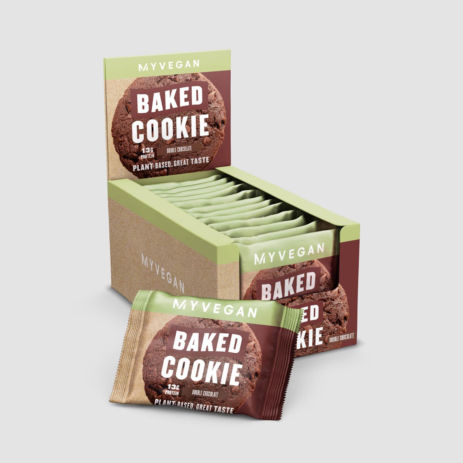 Cookie protéiné Vegan - Double chocolat