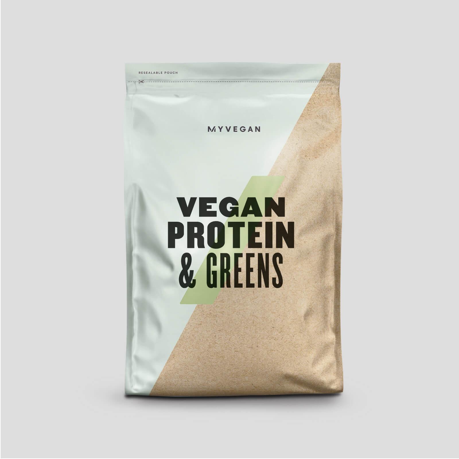 Protéines végétaliennes et légumes verts - 1kg - Café Moka