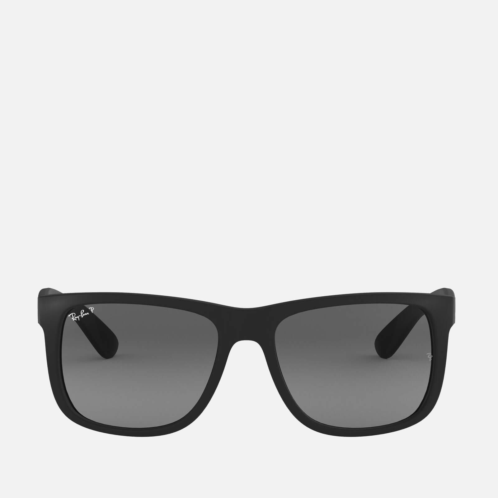 Ray Ban Women's Justin Men's acetate sunglasses - Black