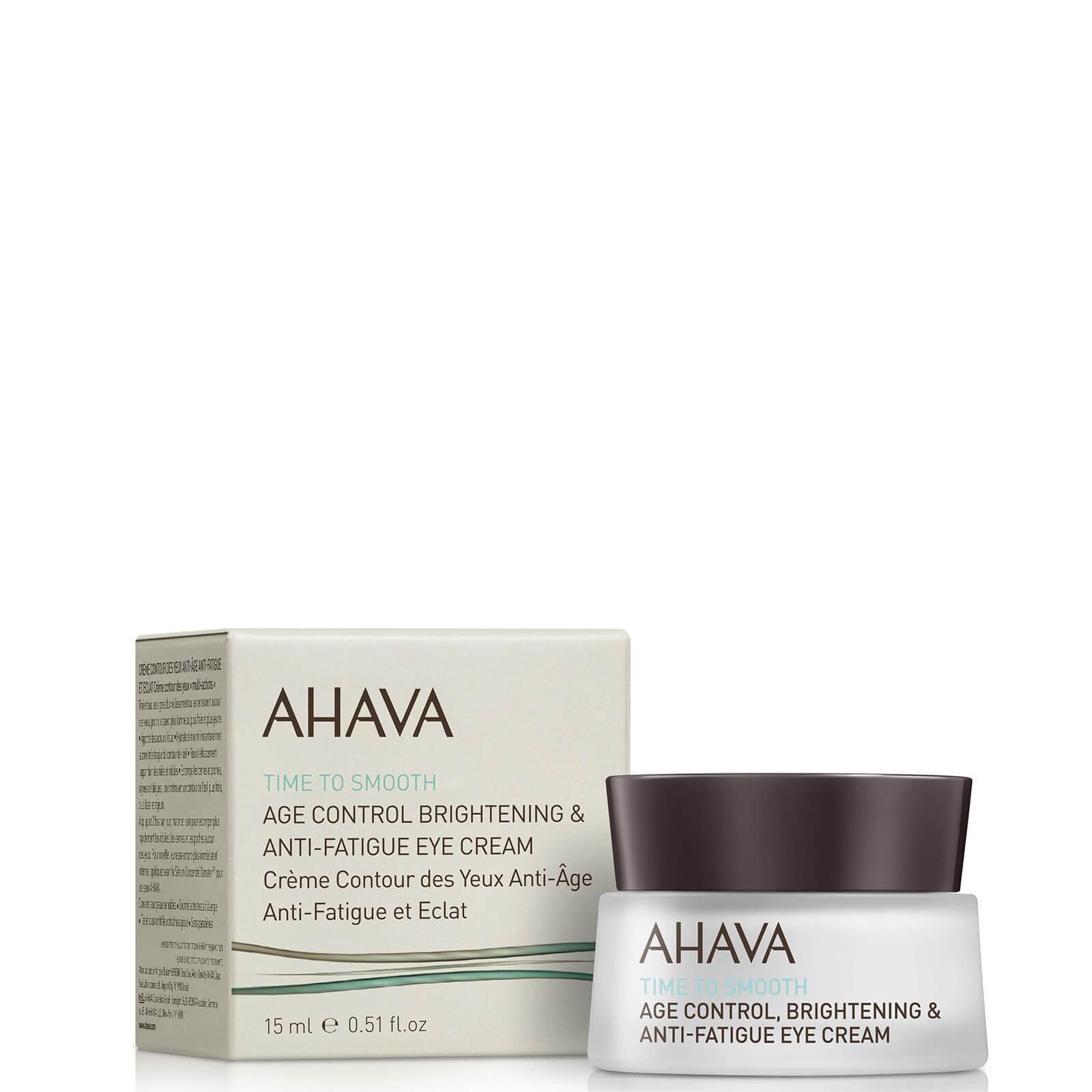 Купить Антивозрастной осветляющий крем для кожи вокруг глаз AHAVA Age Control Brightening Eye Cream 15мл