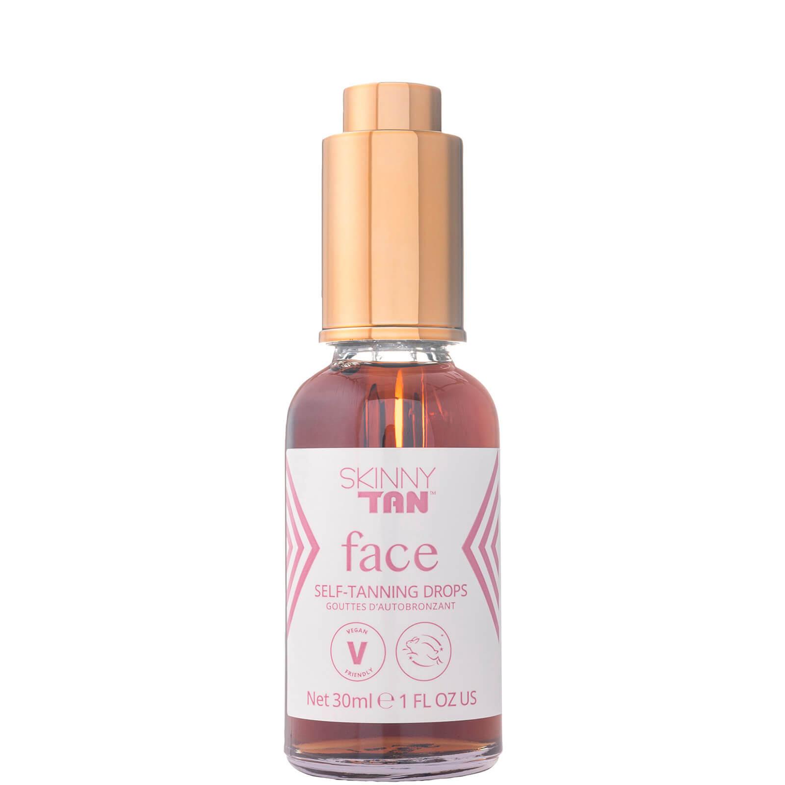 Купить Увлажняющее оттеночное масло для лица Face by Skinny Tan Moisturising Oil Drops 30 мл
