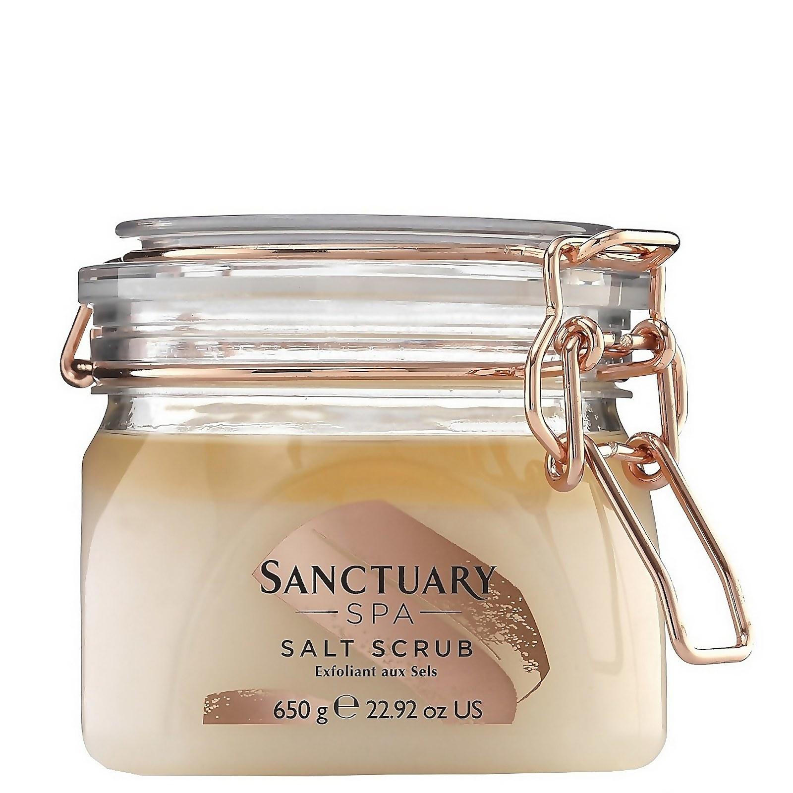 Sanctuary Spa Classic Salt Scrub 650g
