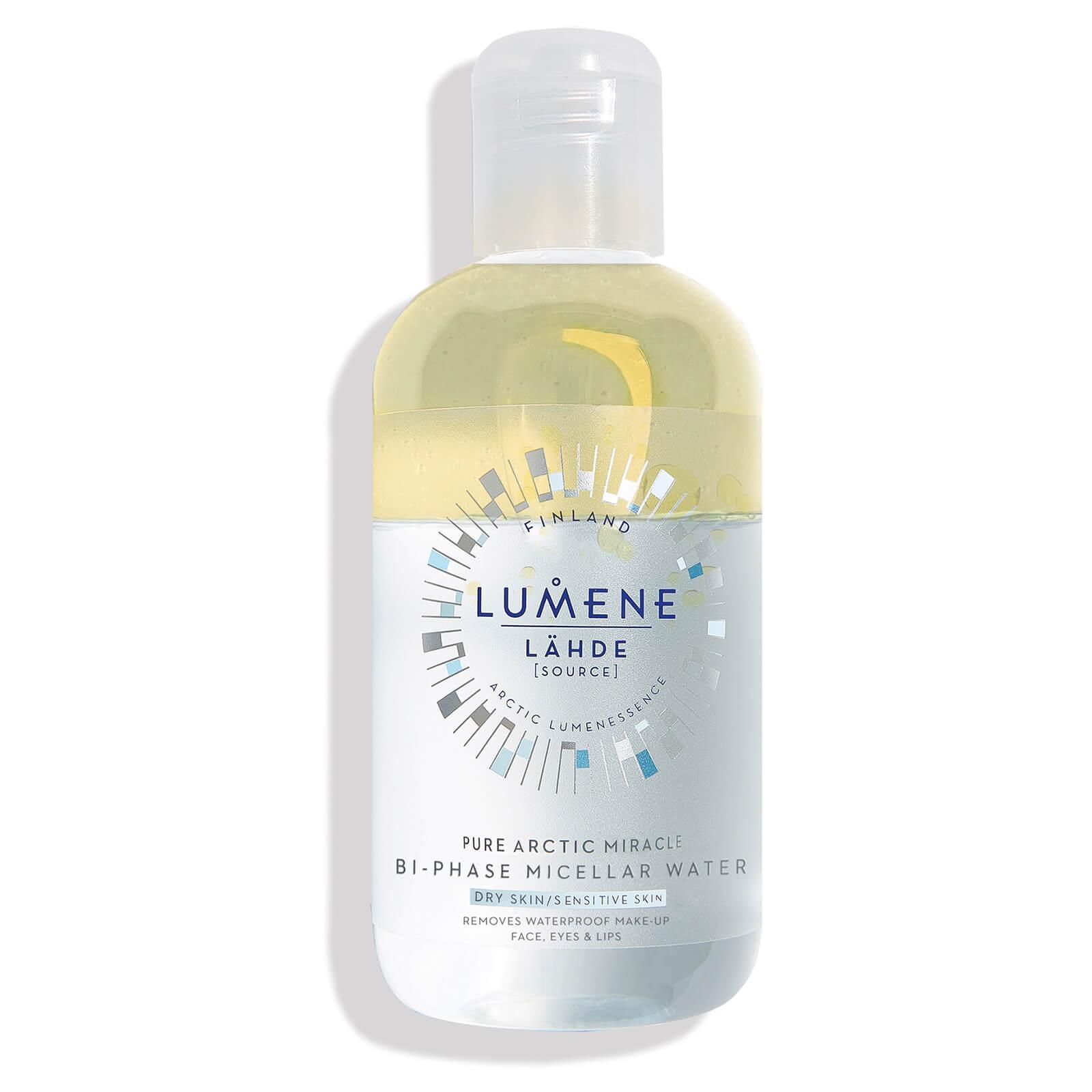 Купить Lumene Nordic Hydra [Lähde] Pure Arctic Miracle Bi-Phase Micellar Water 250ml