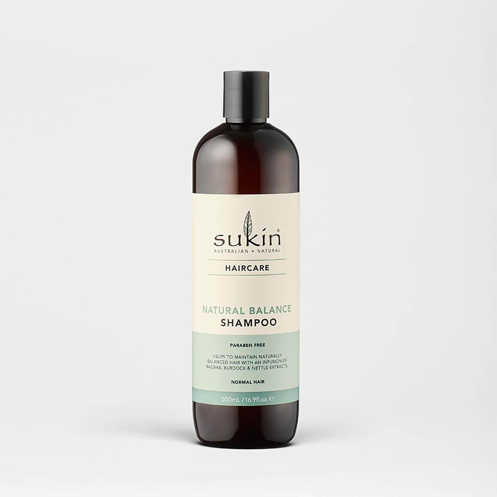 Купить Sukin Natural Balance Shampoo 500ml