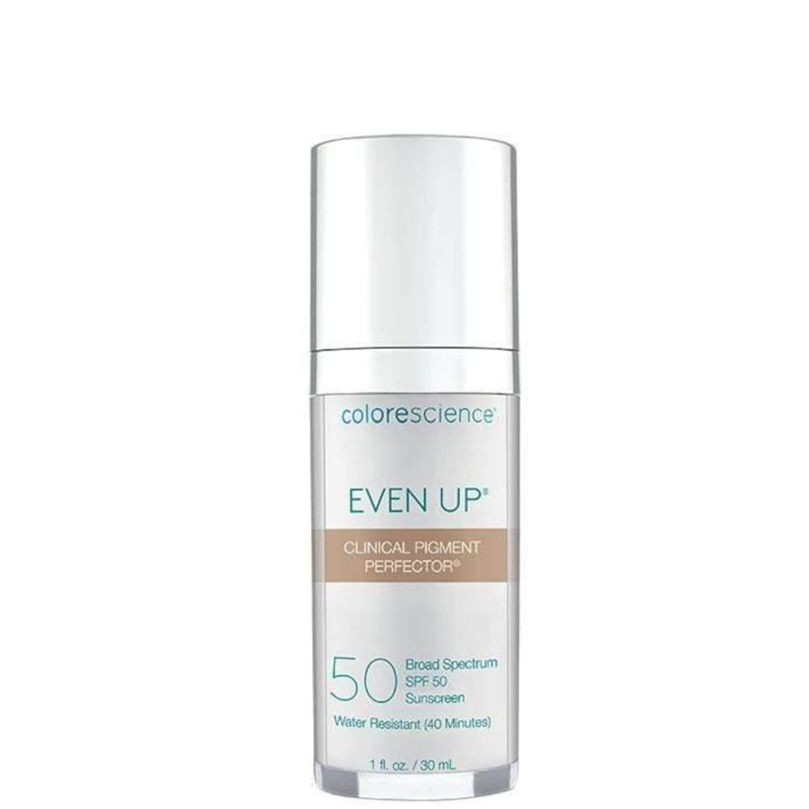 Watch a story about COLORESCIENCE EVEN UP CLINICAL PIGMENT PERFECTOR SPF50 1 FL. OZ
