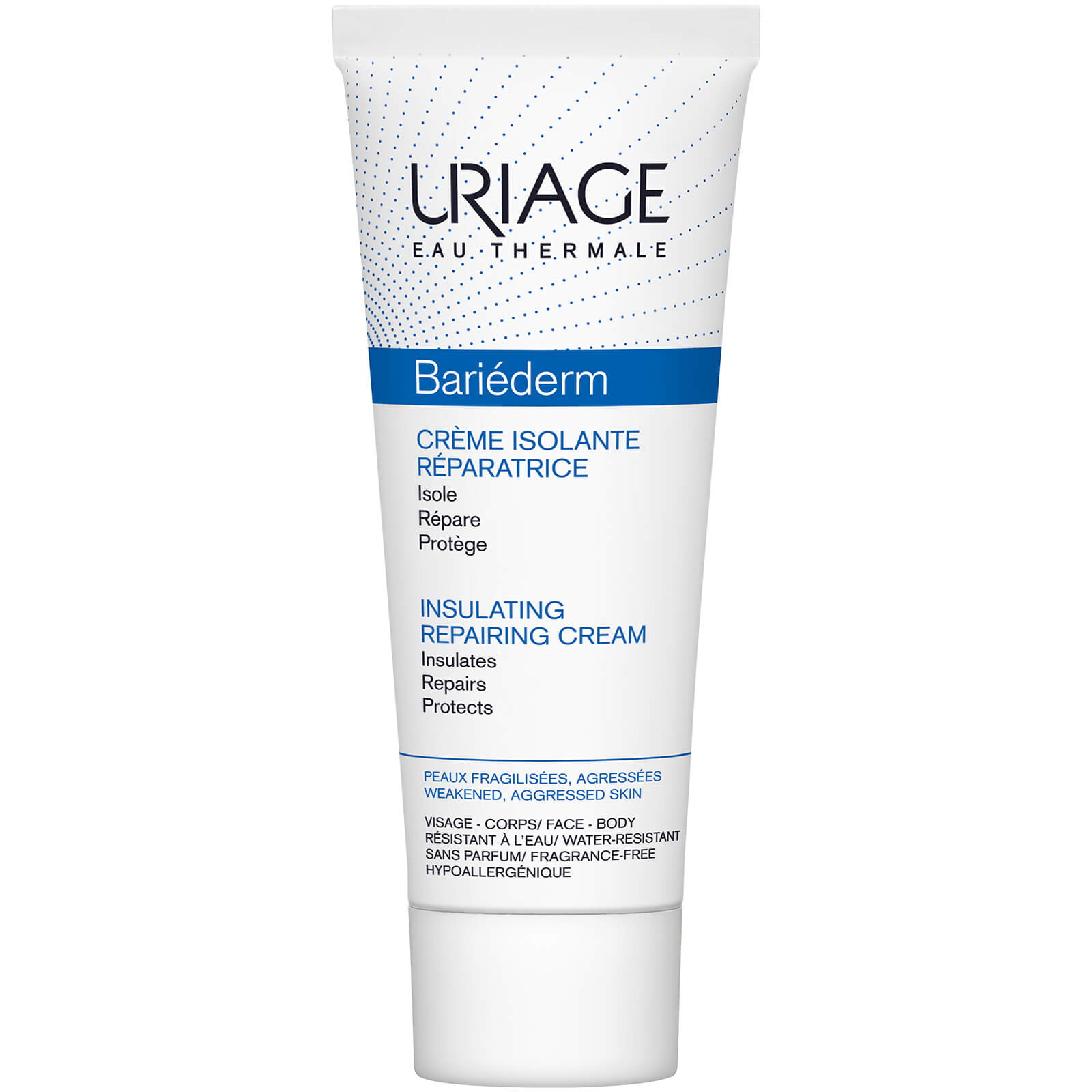 Image of Uriage Bariéderm Insulating Repairing Cream 75ml