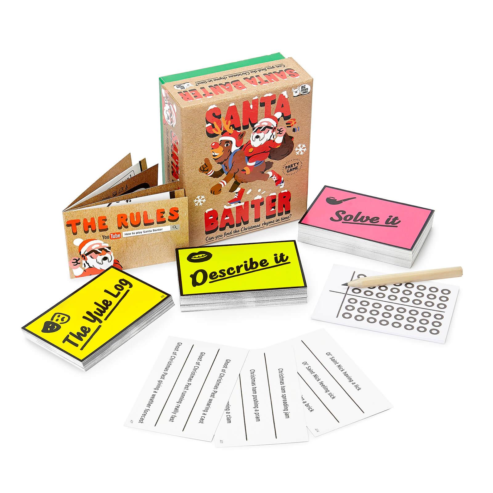 Image of Santa Banter Game