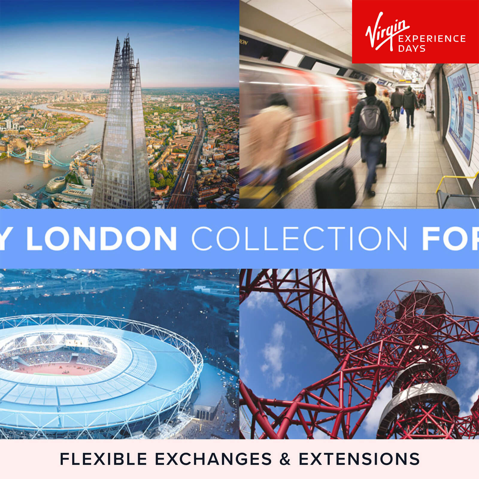 Image of Enjoy London Collection for Two