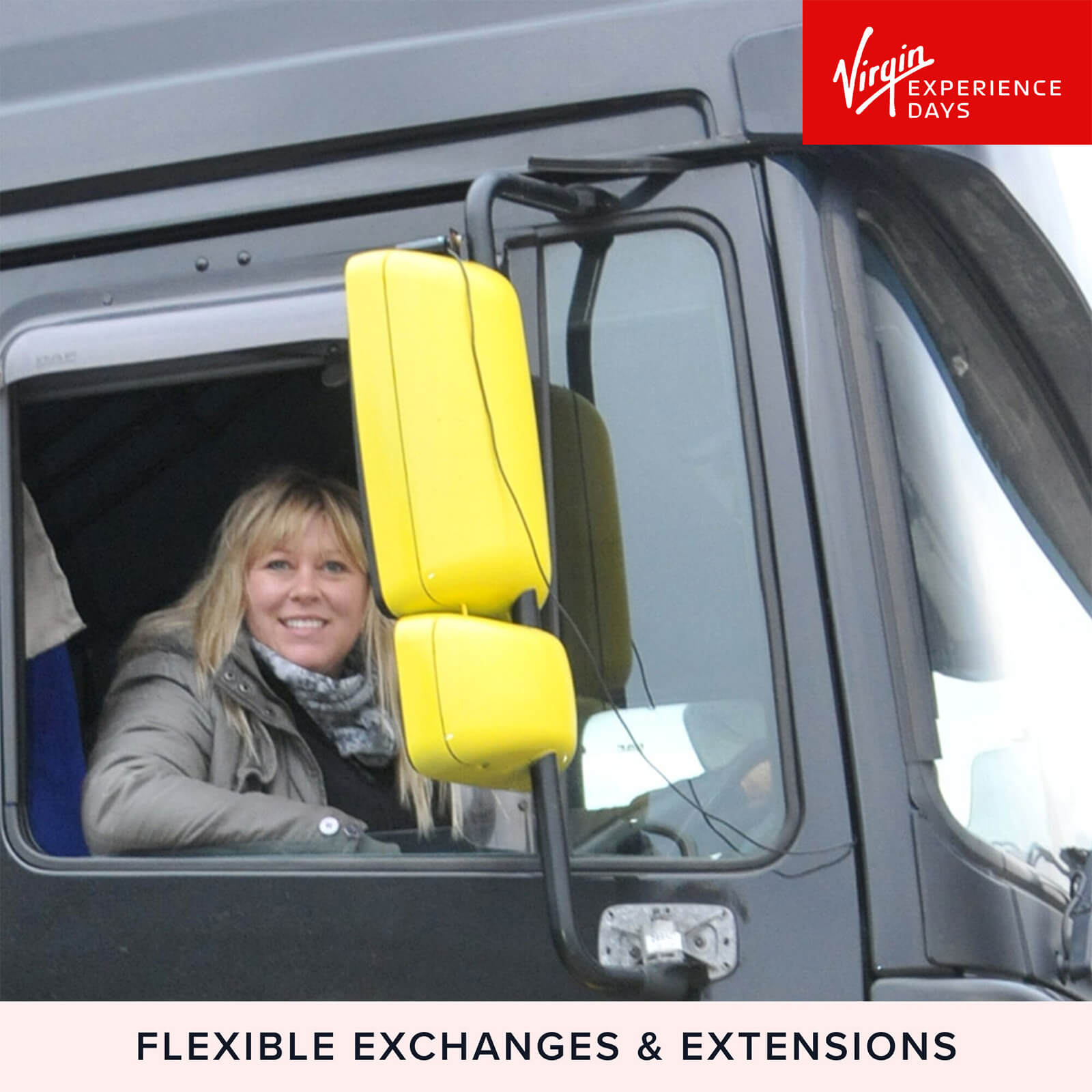 Image of Truck Driving Experience