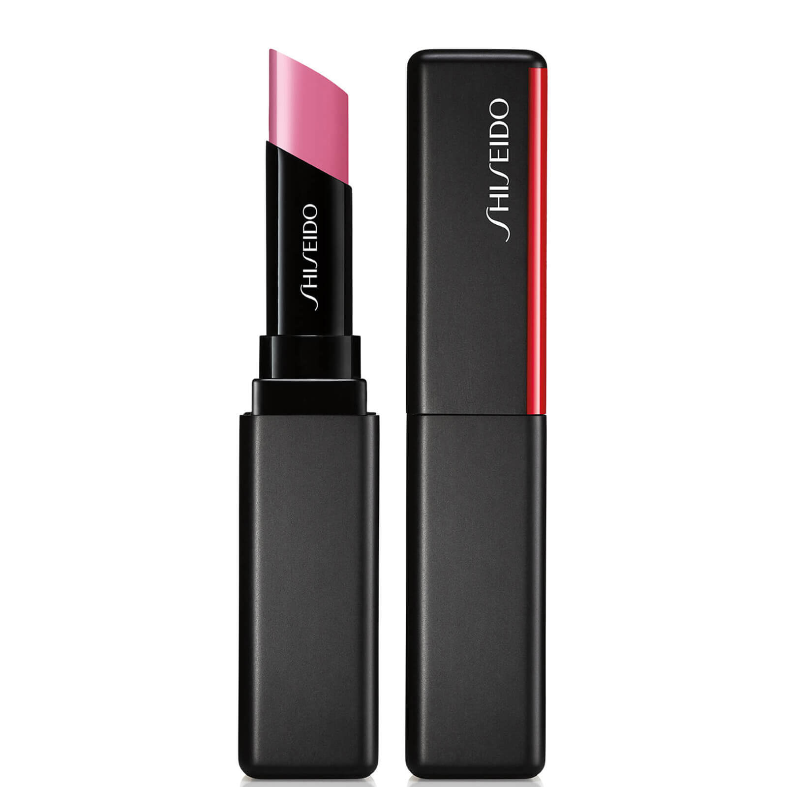 Купить Гелевая губная помада Shiseido VisionAiry Gel Lipstick (различные оттенки) - Pixel Pink 205