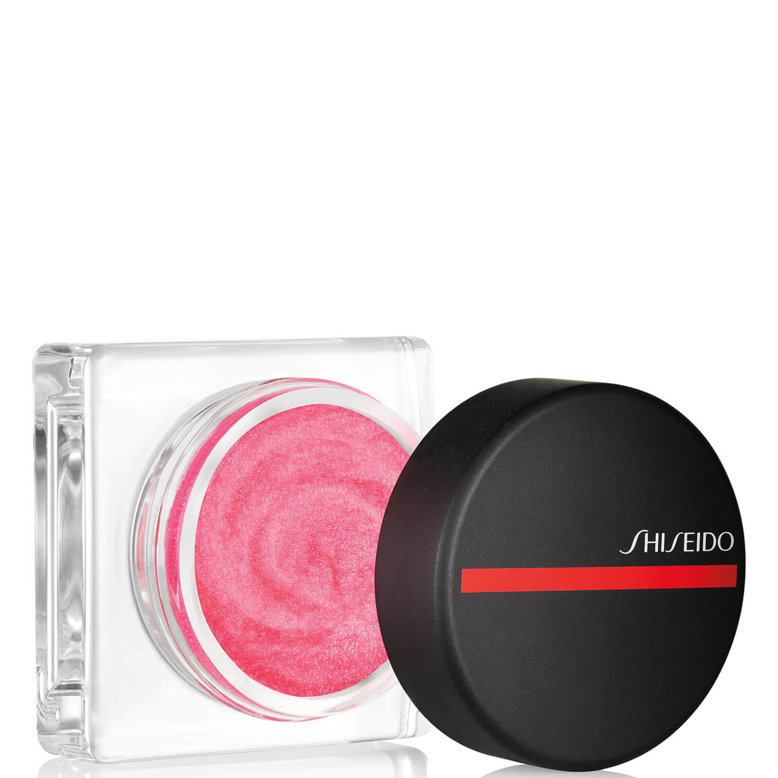 Купить Румяна-вуаль Shiseido Minimalist Whipped Powder Blush (различные оттенки) - Blush Chiyoko 02