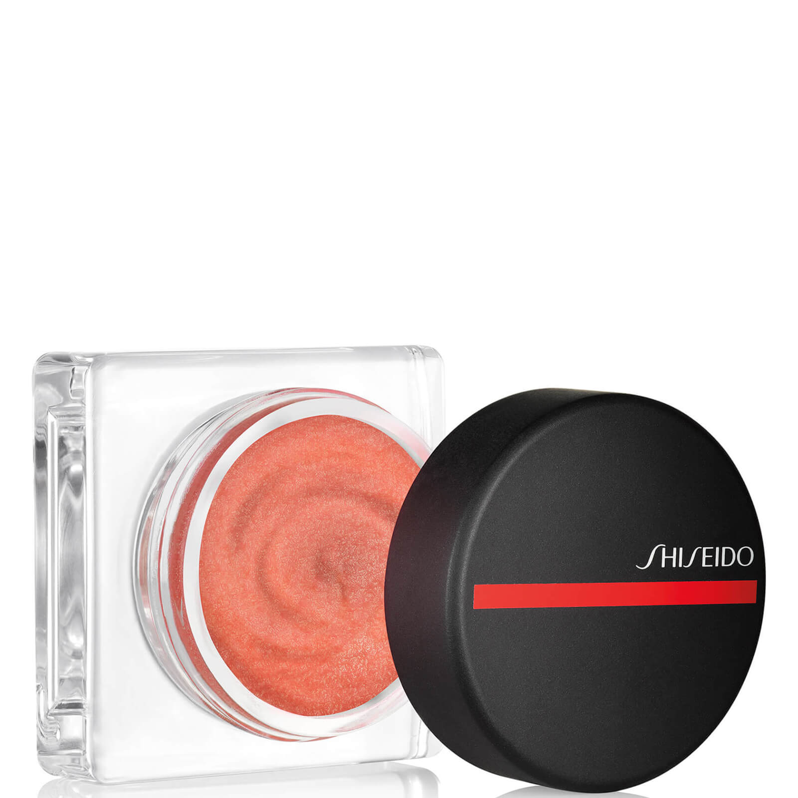 Купить Румяна-вуаль Shiseido Minimalist Whipped Powder Blush (различные оттенки) - Blush Momoko 03