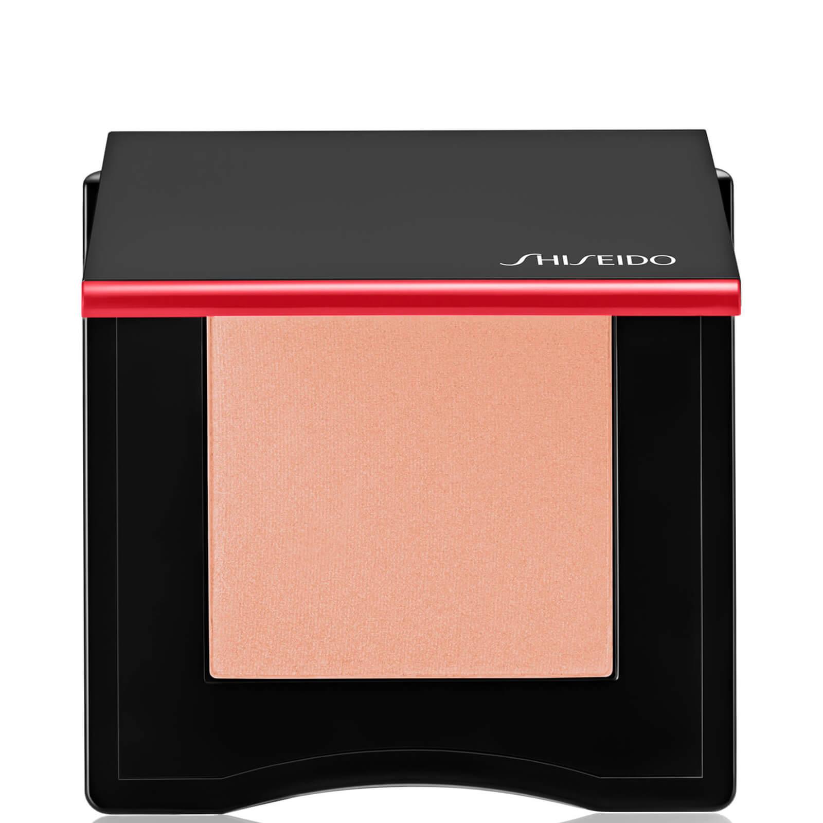 Купить Румяна для лица с эффектом естественного сияния Shiseido Inner Glow Cheek Powder (различные оттенки) - Alpen Glow 06