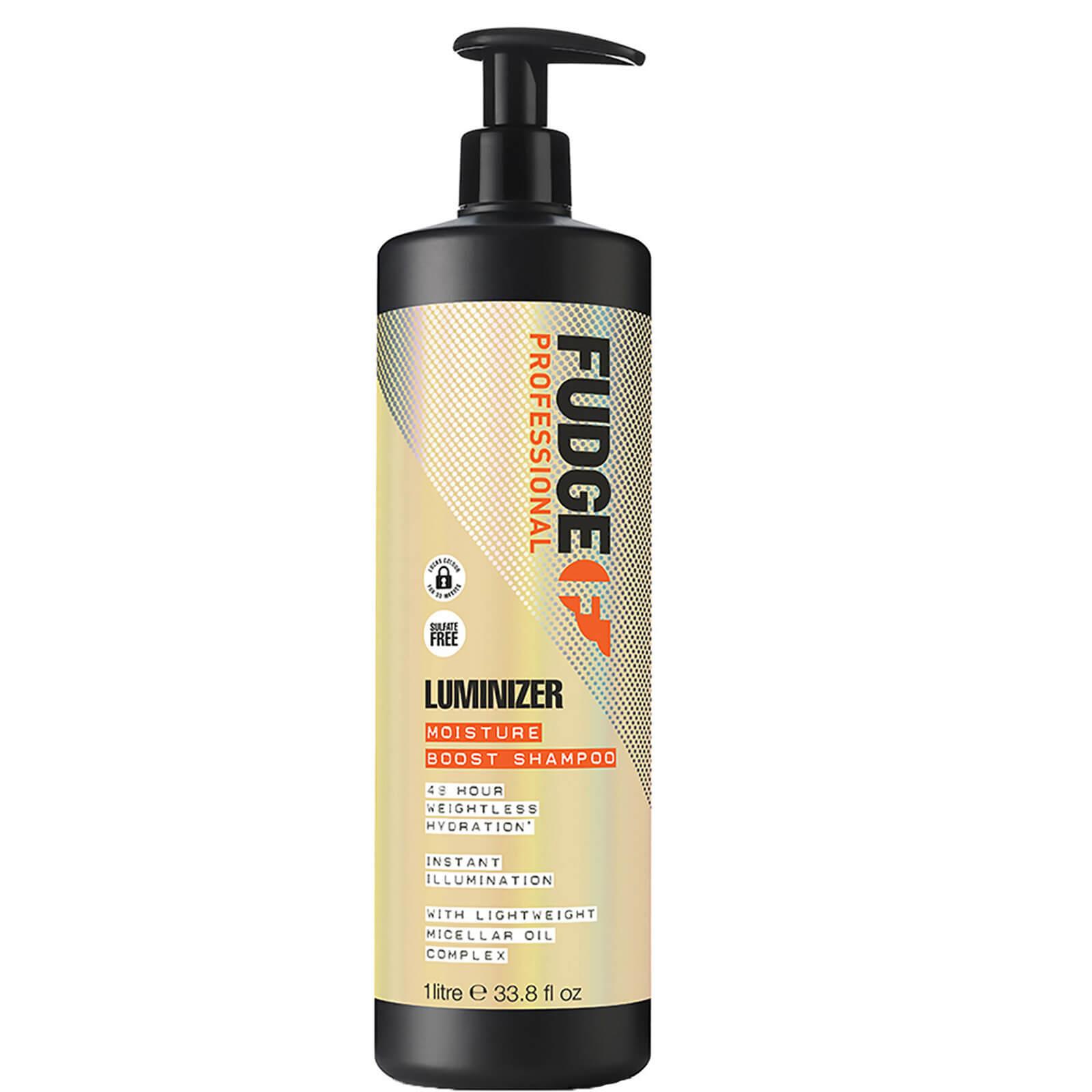 Купить Fudge Luminizer Shampoo 1000ml