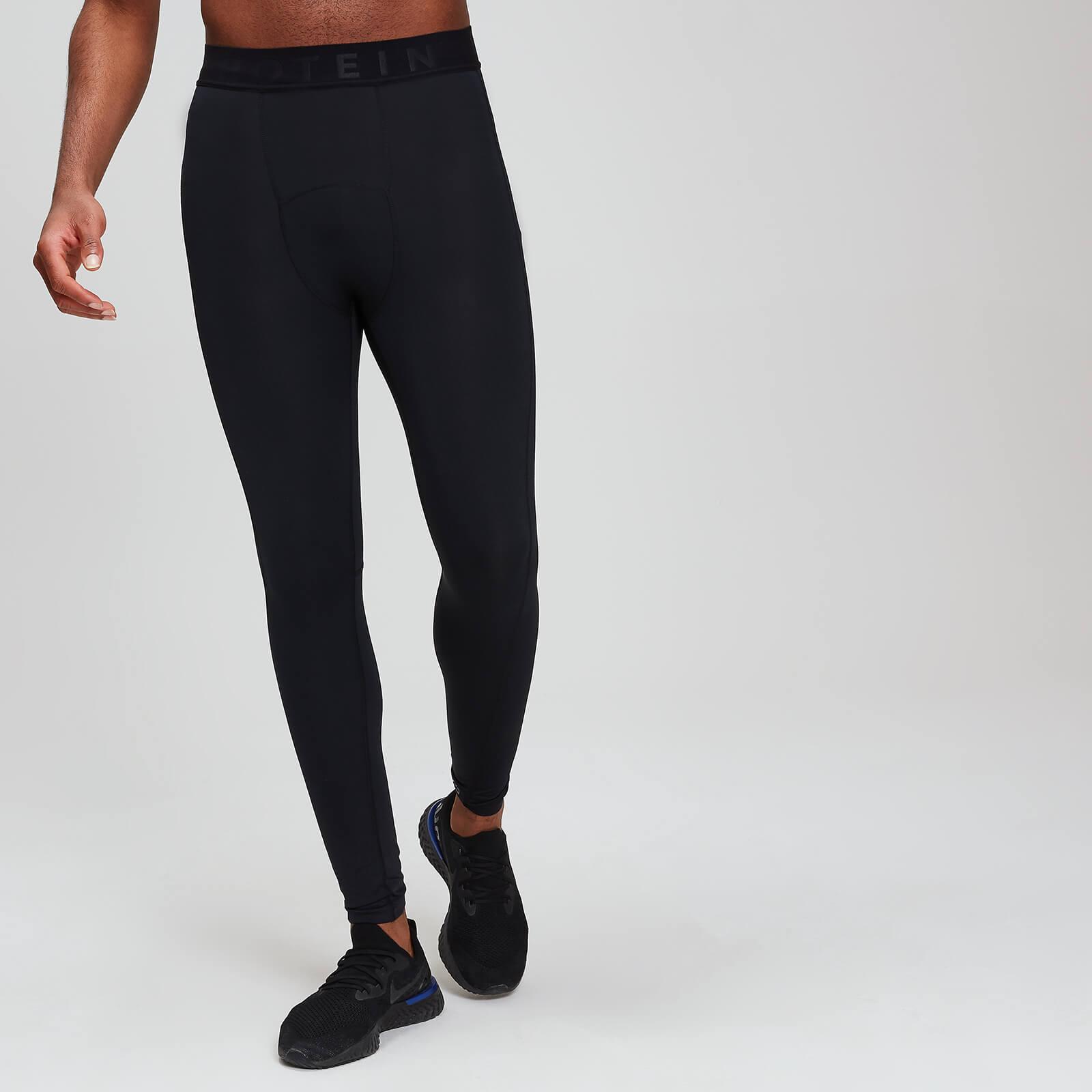 Legging d'entraînement base MP Essentials pour hommes – Noir - XXXL