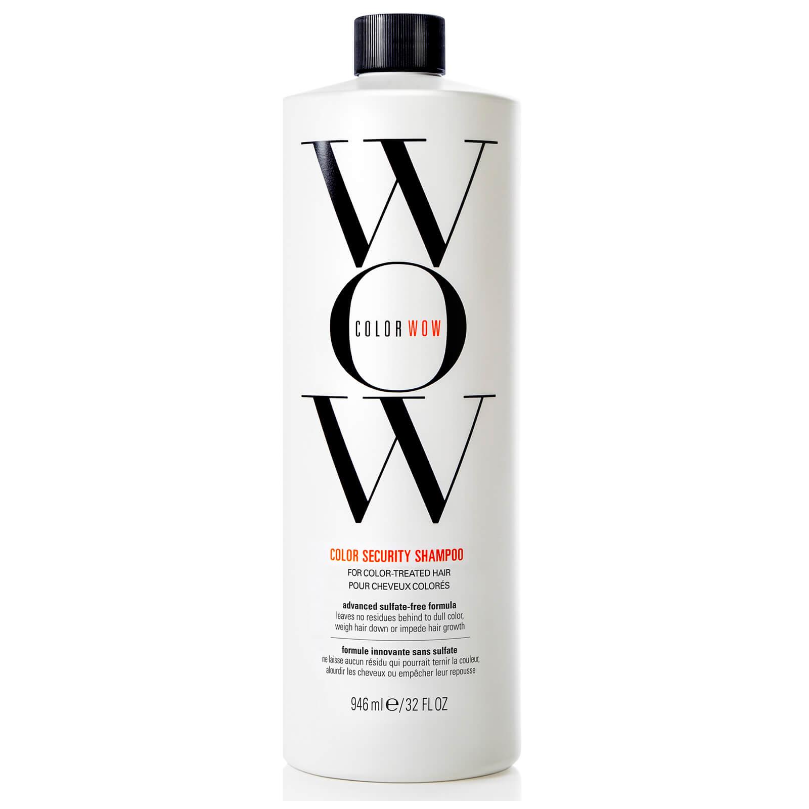 Купить Шампунь для окрашенных волос Color Wow Color Security Shampoo 1000 мл