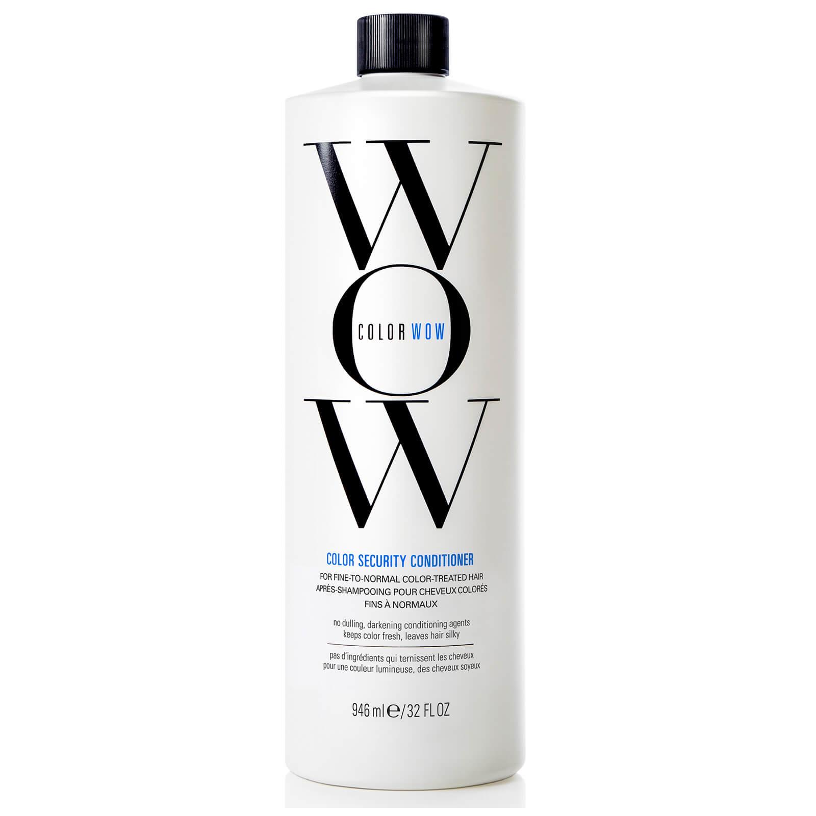 Купить Кондиционер для окрашенных волос (для тонких и нормальных волос) Color Wow Color Security Conditioner Fine - Normal 1000 мл