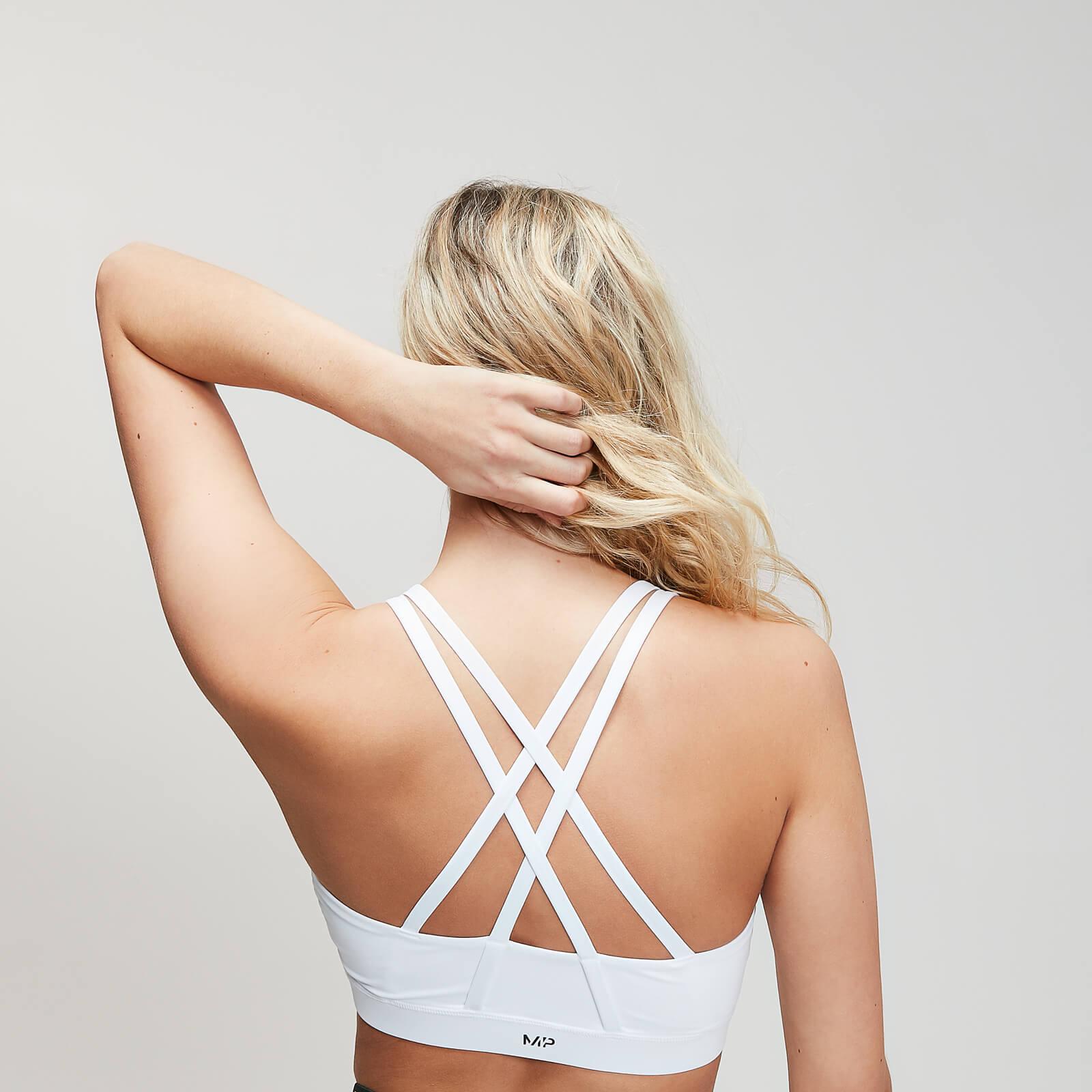 Brassière de sport MP Essentials pour femmes – Blanc - XL