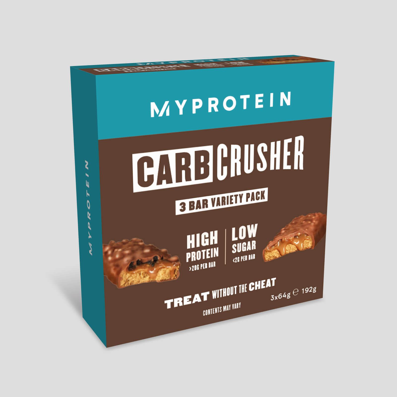 Box sélection Carb Crusher