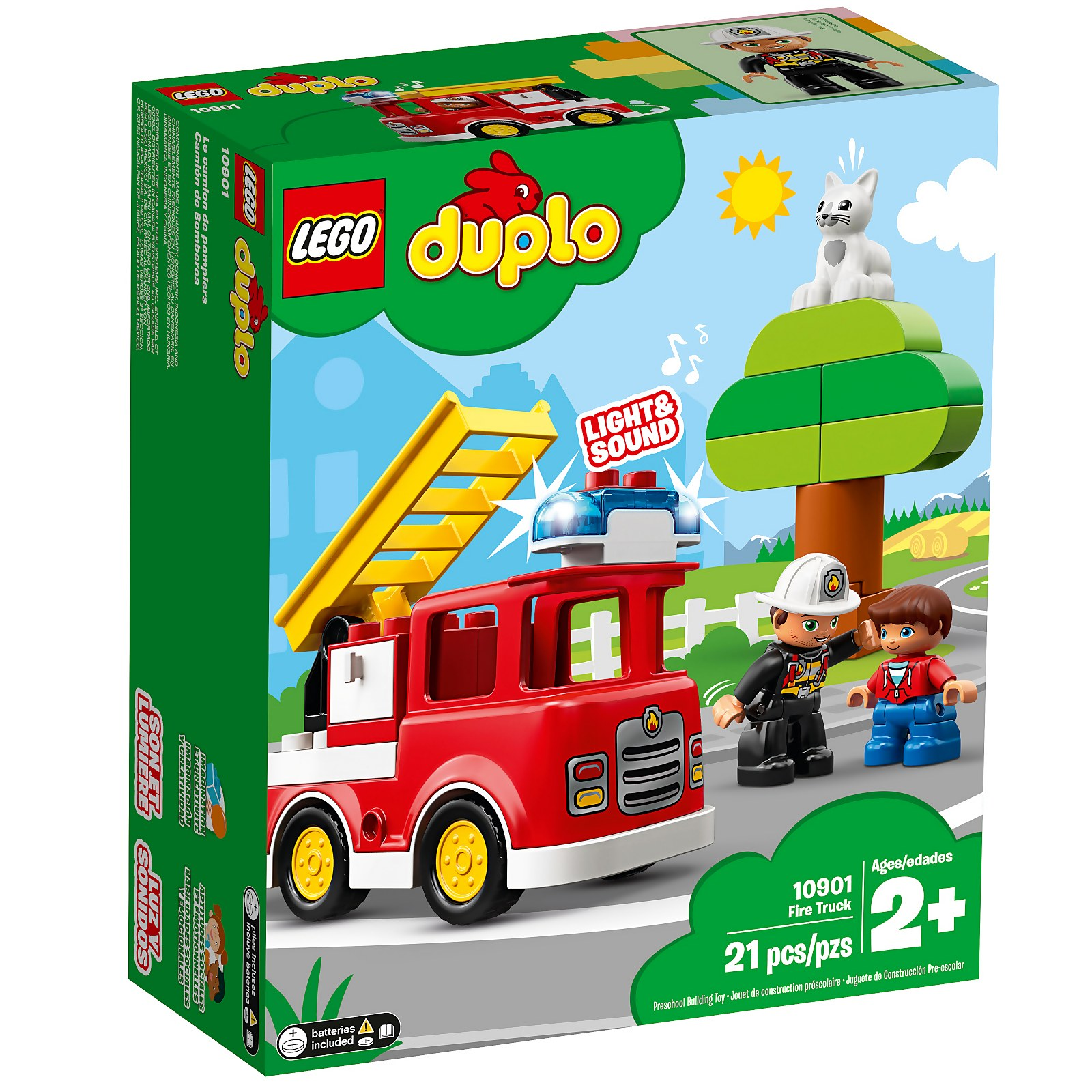 Image of 10901 LEGO® DUPLO® Fire Truck