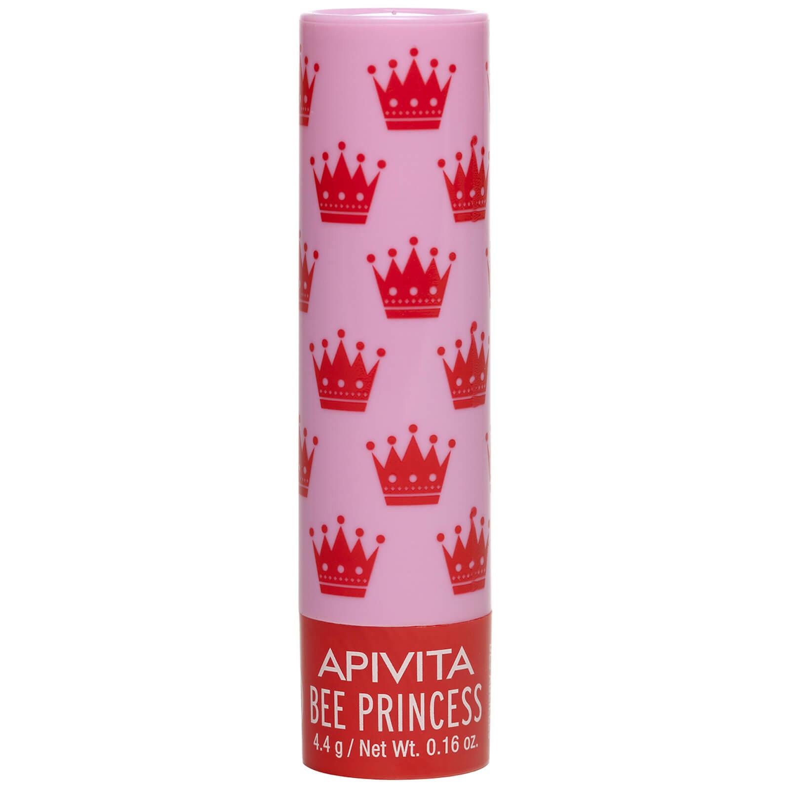 Купить Бальзам для губ с экстрактом абрикоса и медом APIVITA Lip Care Bee Princess Bio-Eco — Apricot & Honey 4, 4 г