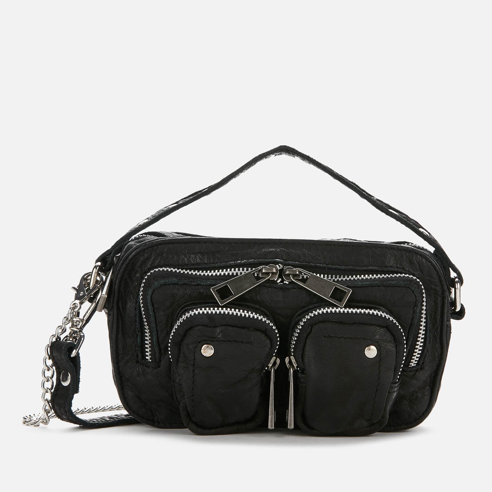 Núnoo Women's Helena Cross Body Bag - Black