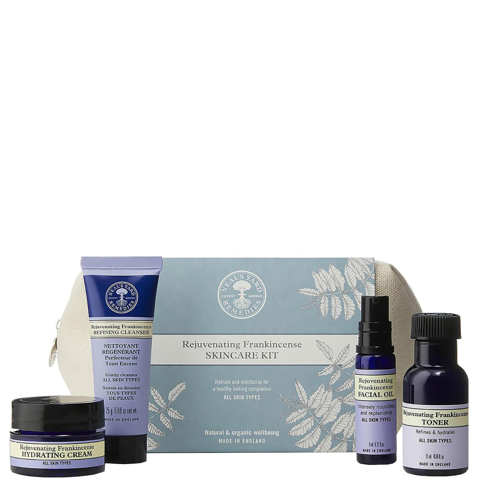 Neal's Yard Remedies Rejuvenating Frankincense Skincare Kit