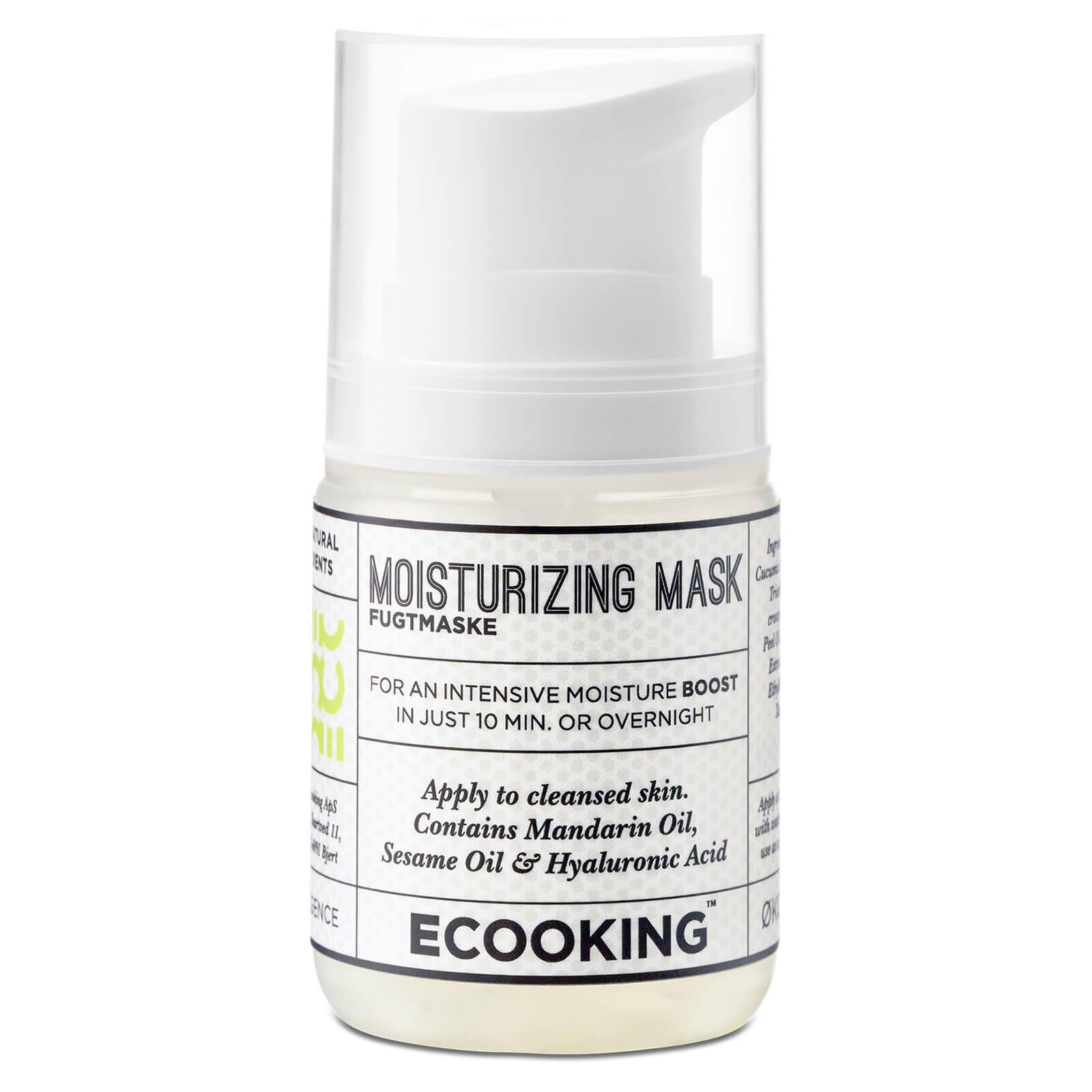 Ecooking Moisturizing Mask 50ml  - Купить