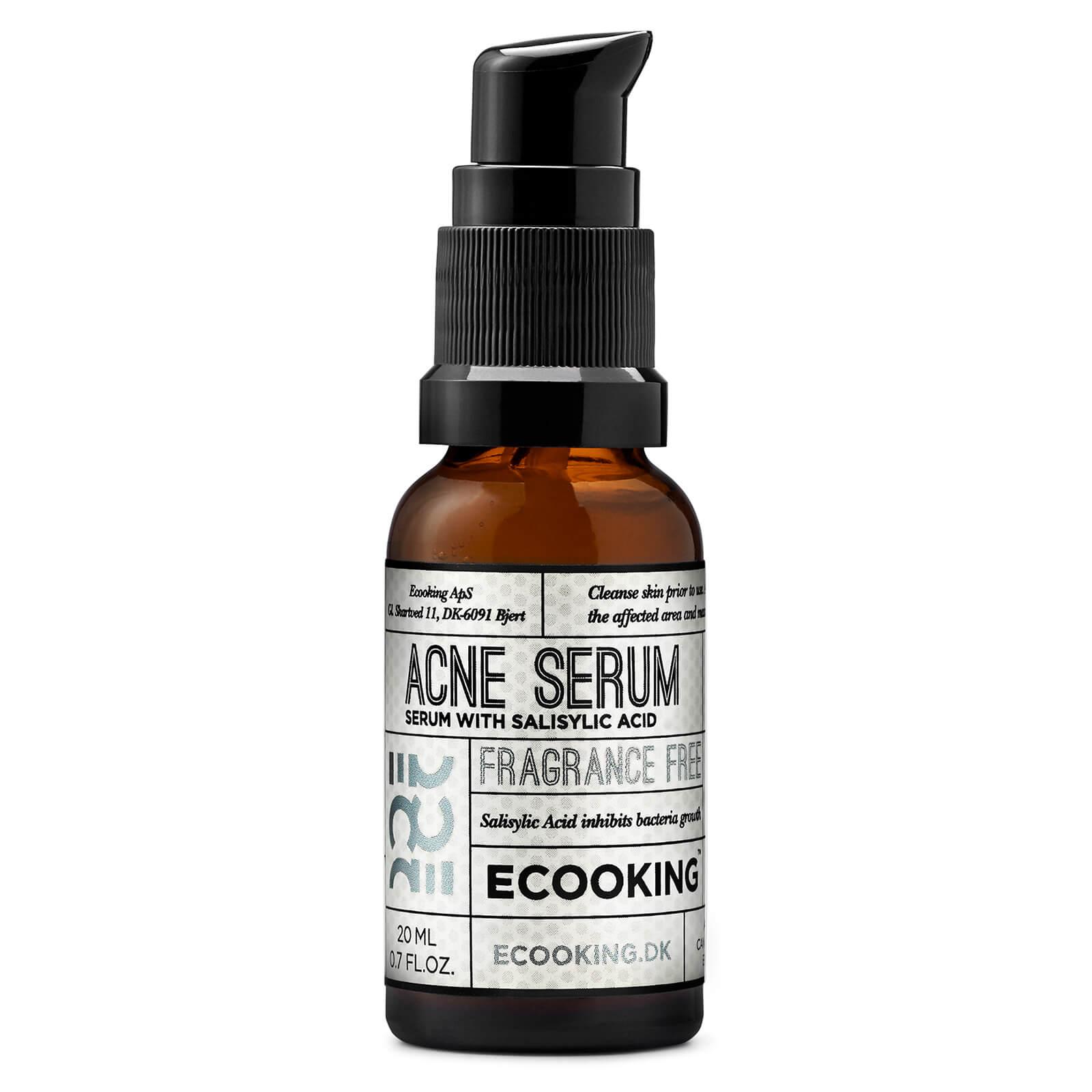 Сыворотка против акне Ecooking Acne Serum 20 мл  - Купить