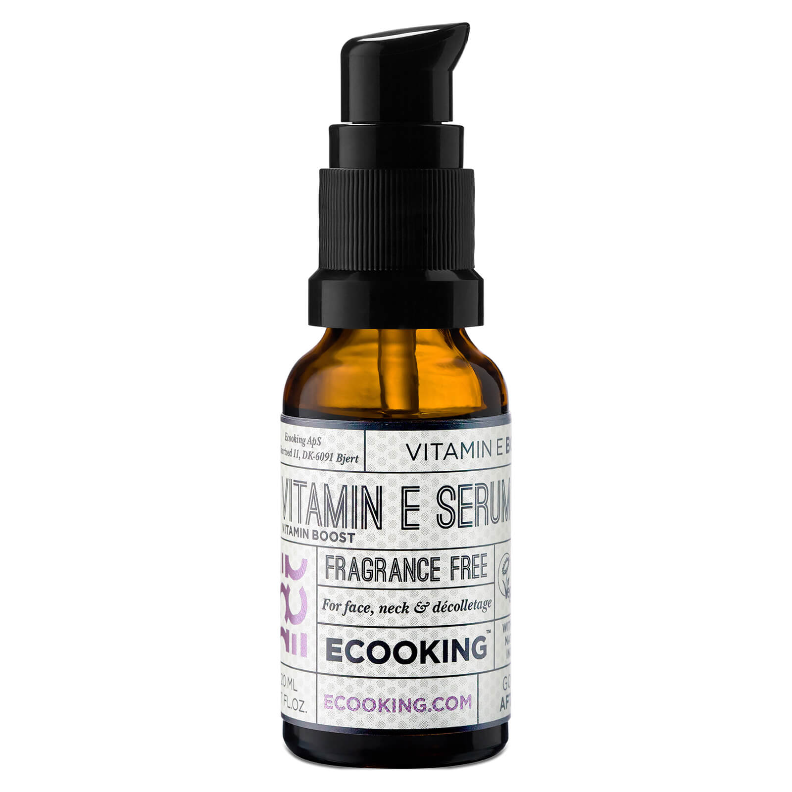 Купить Сыворотка с витамином Ecooking Vitamin E Serum 20 мл