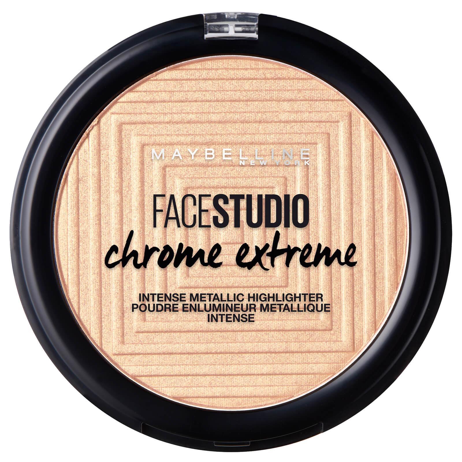 Купить Maybelline Master Chrome Extreme Highlighting Powder 8g (Various Shades) - 300 Sandstone