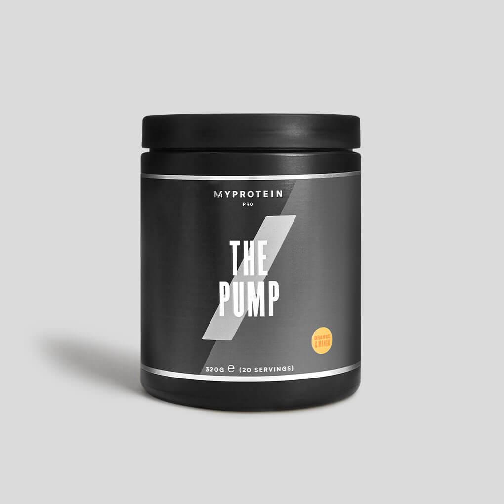 THE Pump - 20servings - Orange Mangue