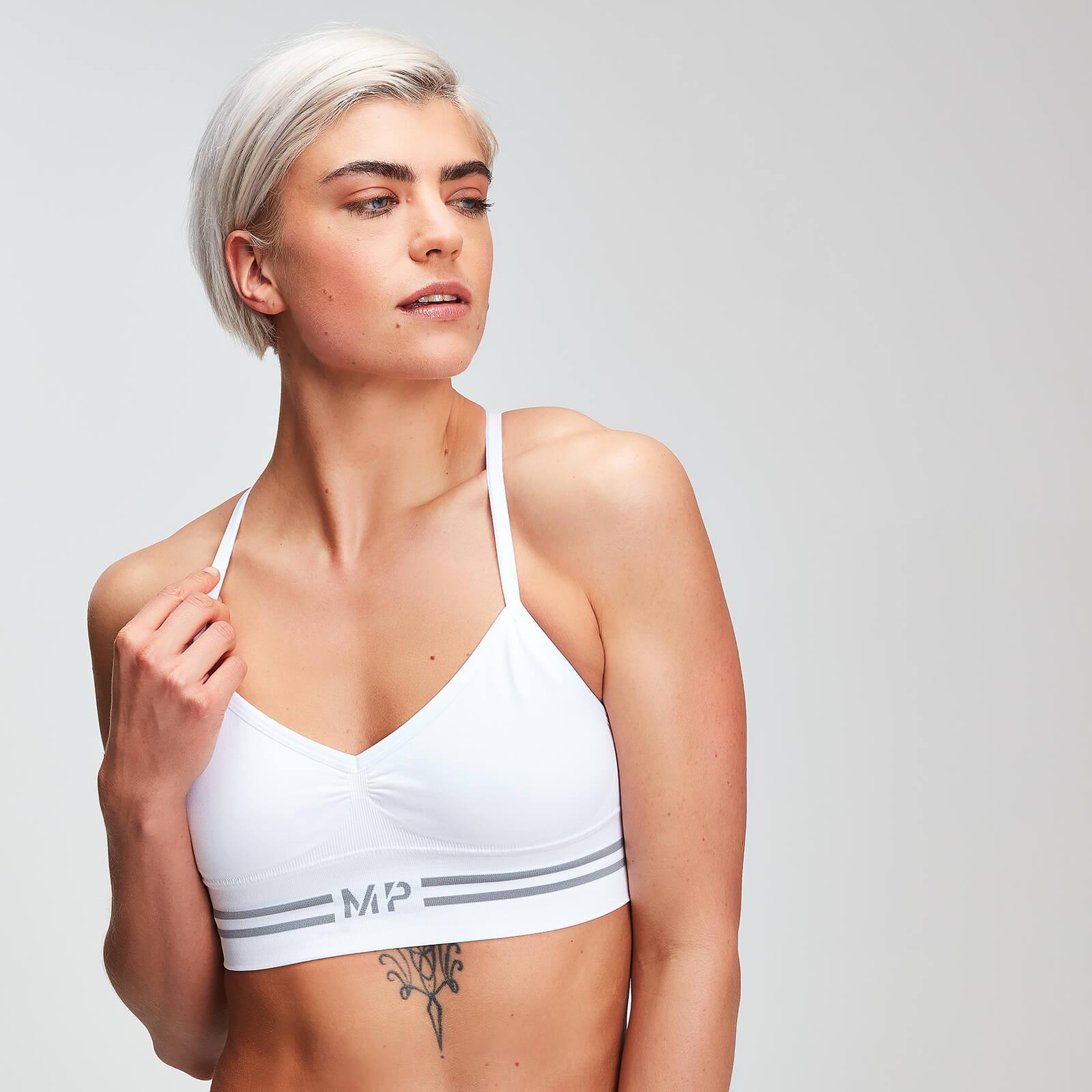 Brassière sans couture MP Essentials pour femmes – Blanc - XXL