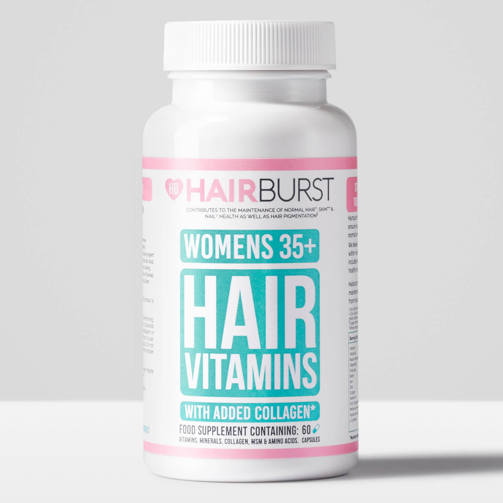 Купить Hairburst Women's 35+ Vitamins (60 Capsules) 72g