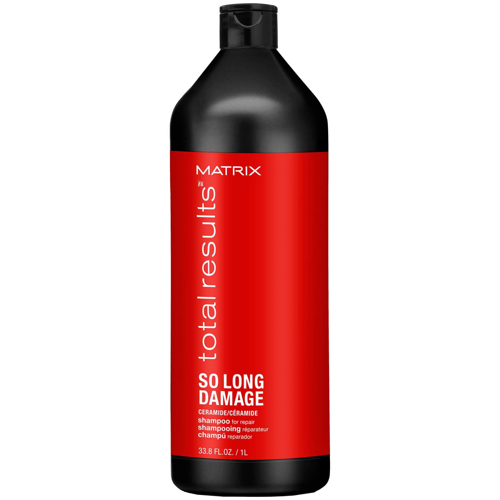 Matrix Total Results So Long Damage Shampoo for Fragile, Broken Hair 1000ml