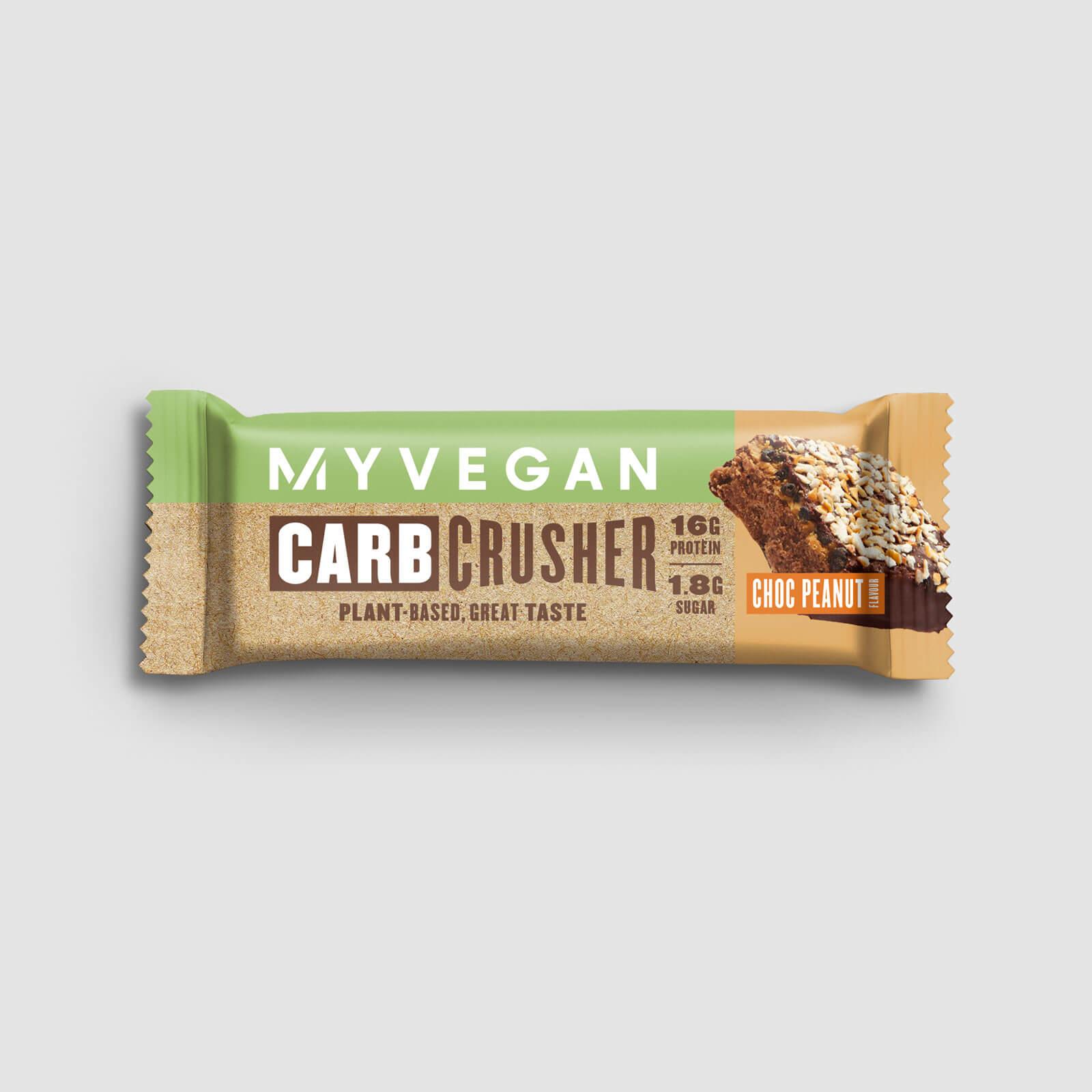 Vegan Carb Crusher (échantillon) - Beurre d'arachides