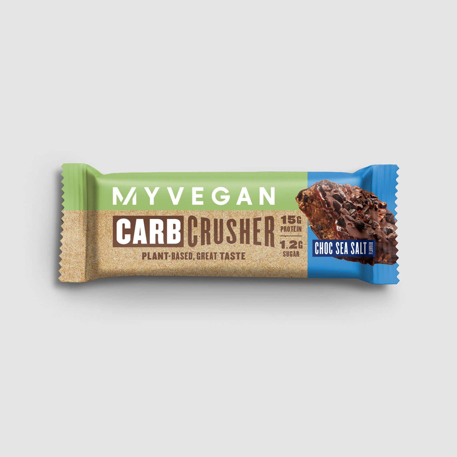 Vegan Carb Crusher (échantillon) - Chocolat & Sel De Mer