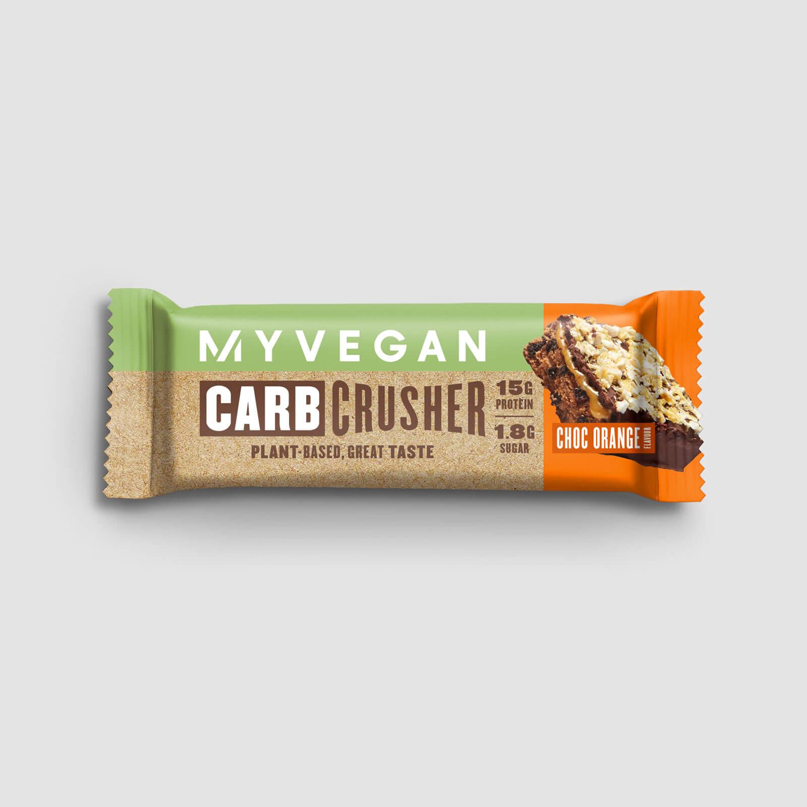 Vegan Carb Crusher (échantillon) - Chocolat-Orange
