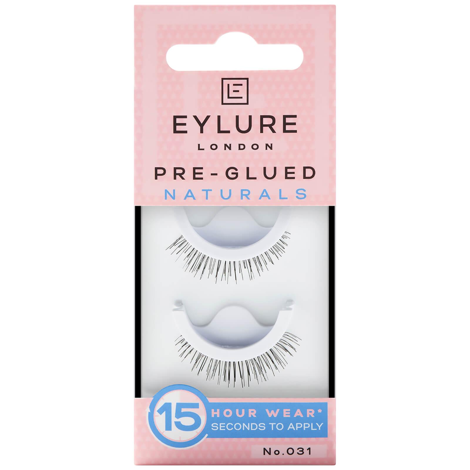 Купить Eylure Pre-Glued Naturals 031 Lashes