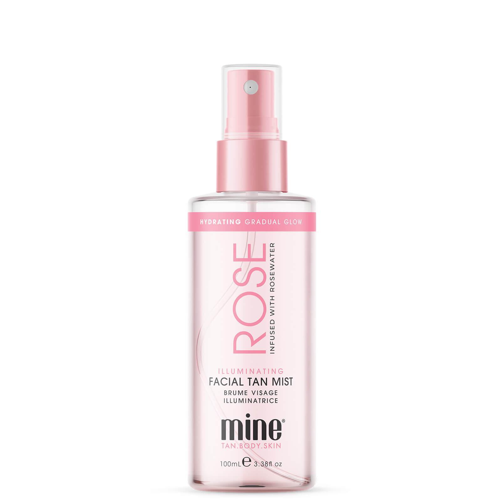 Купить MineTan Illuminating Rose Water Tan Mist 100ml