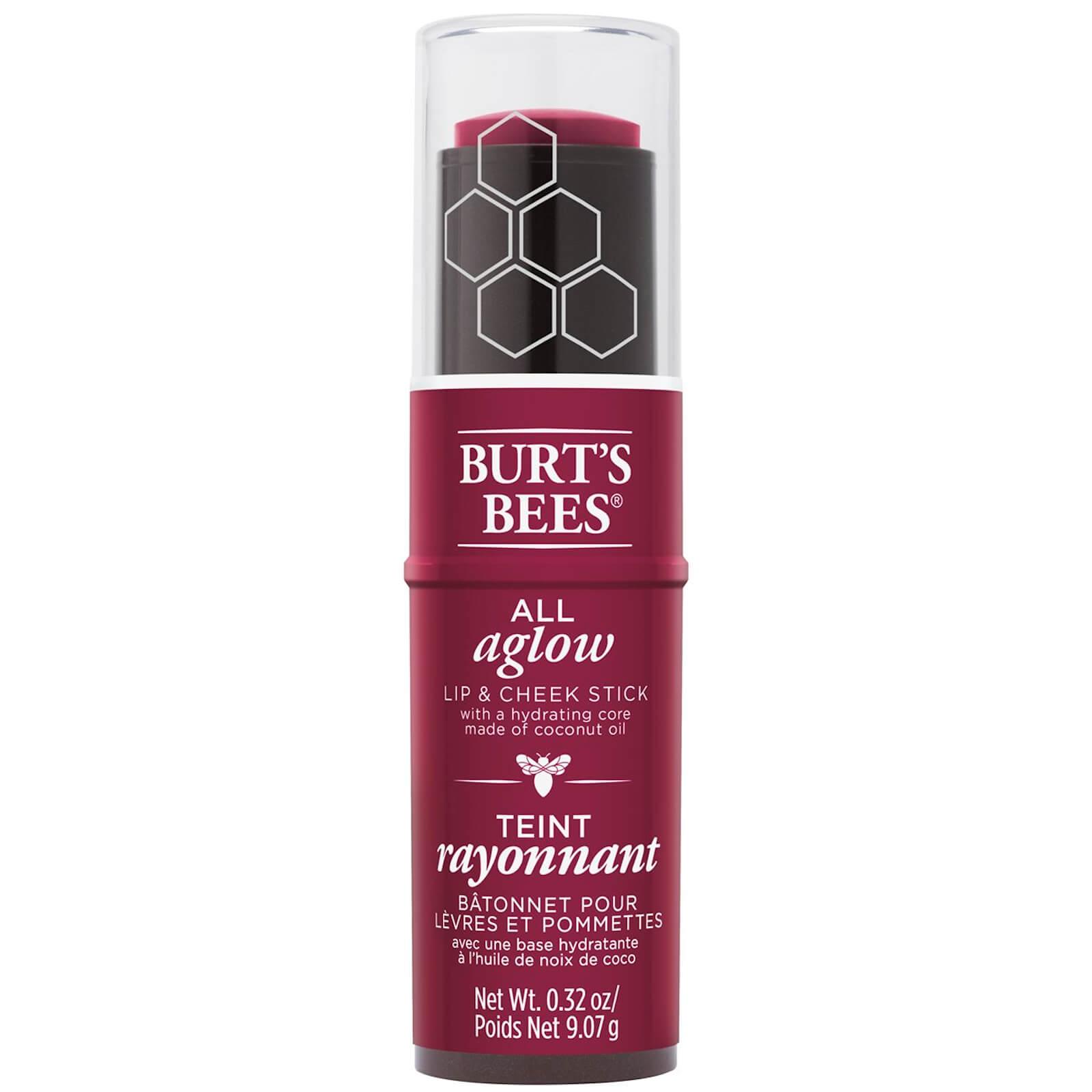 Burt's Bees 100% Natural All Aglow Lip & Cheek Stick 8.5g (Various Shades) - Lilac Lagoon
