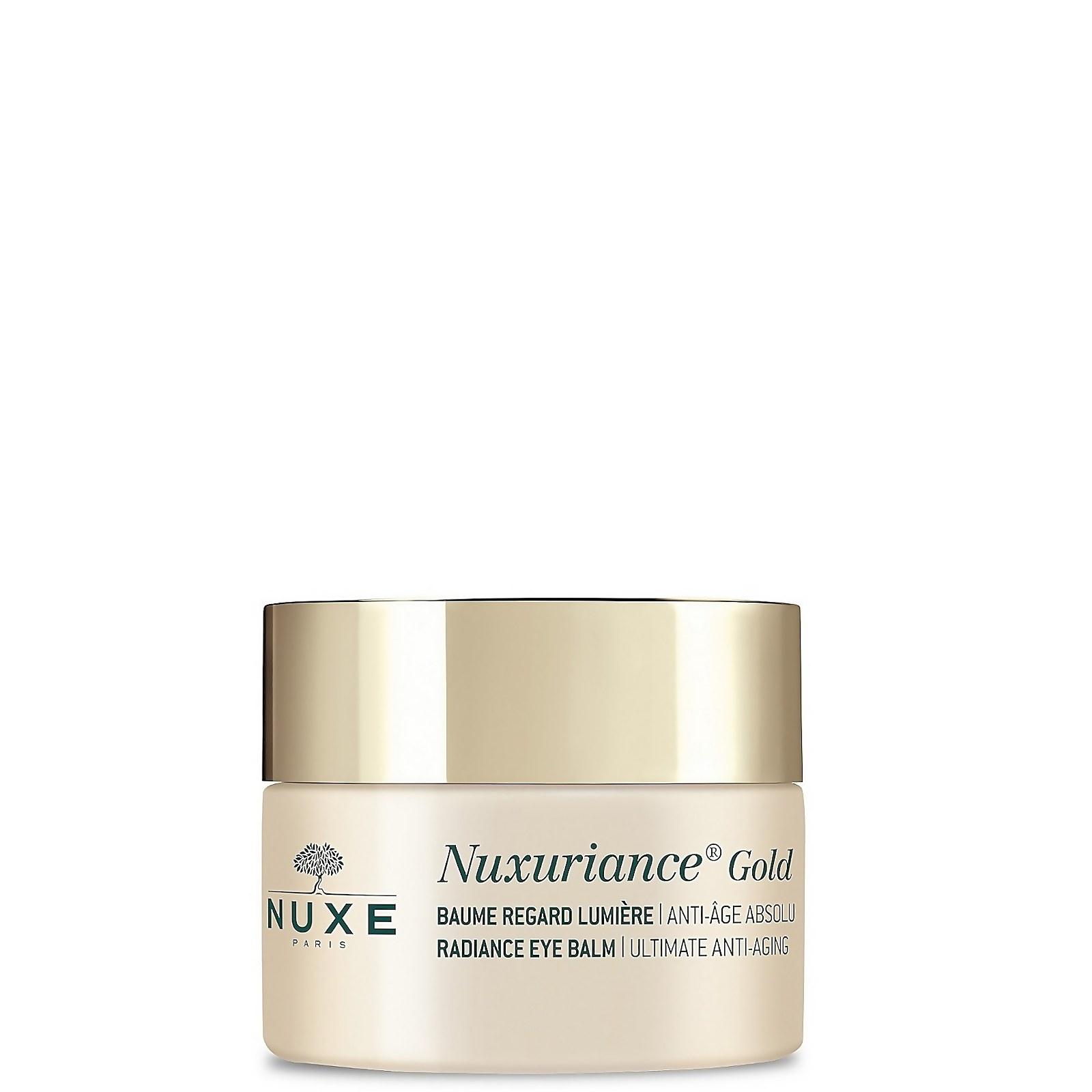 NUXE Nuxuriance Gold Nutri-Replenishing Eye Cream