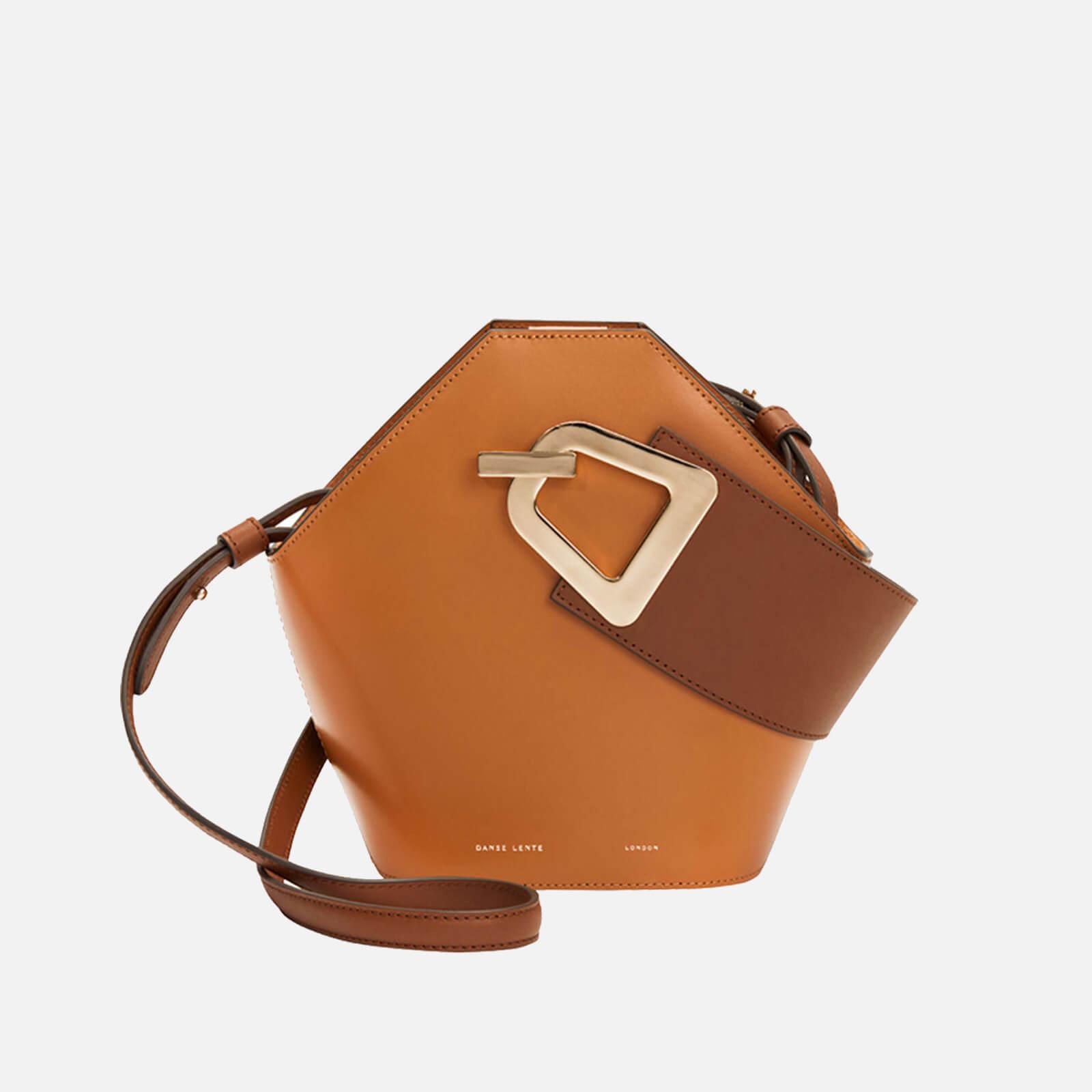Danse Lente Women's Mini Johnny Bucket Bag - Light Brown