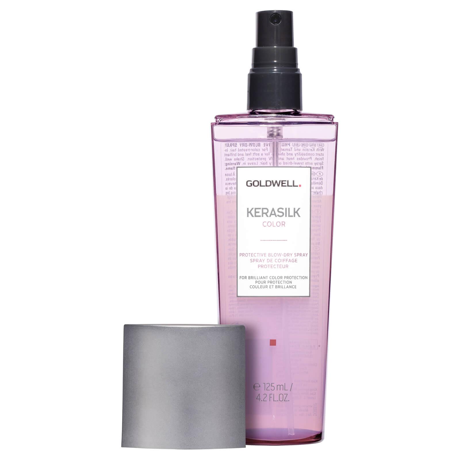 Купить Goldwell Kerasilk Color Protective Blow-Dry Spray 125ml
