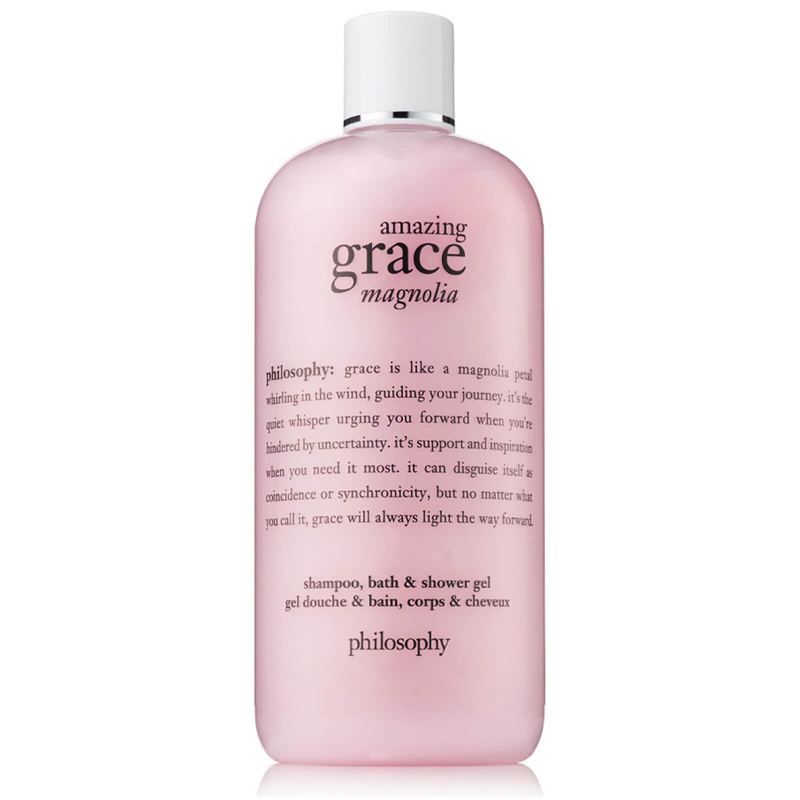 Купить Philosophy Amazing Grace Magnolia Shampoo, Bath & Shower Gel 480ml