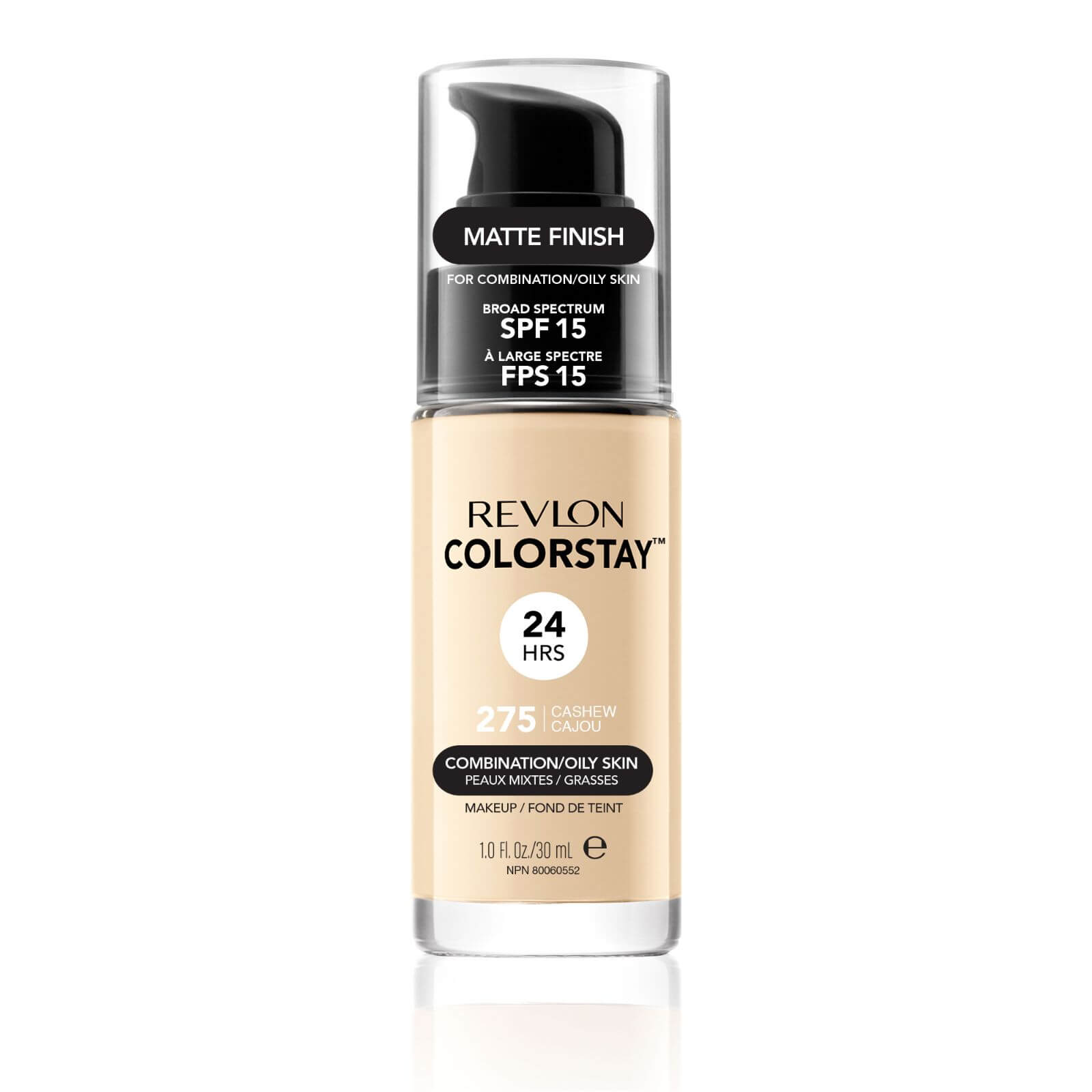 Купить Revlon ColorStay Make-Up Foundation for Combination/Oily Skin (Various Shades) - Cashew