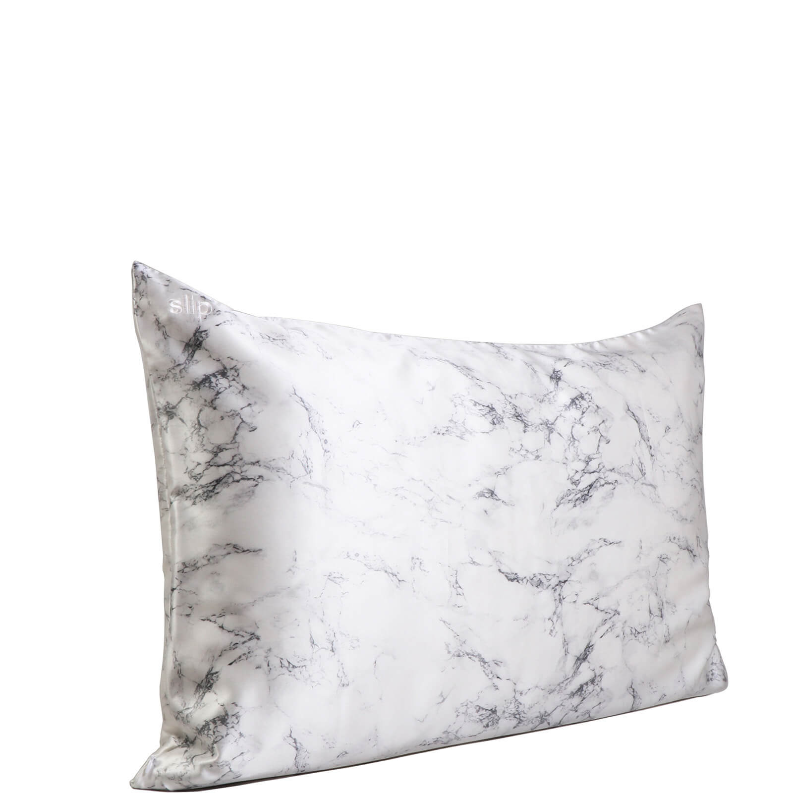 Slip Silk Pillowcase - Queen (Various Colors) - Marble