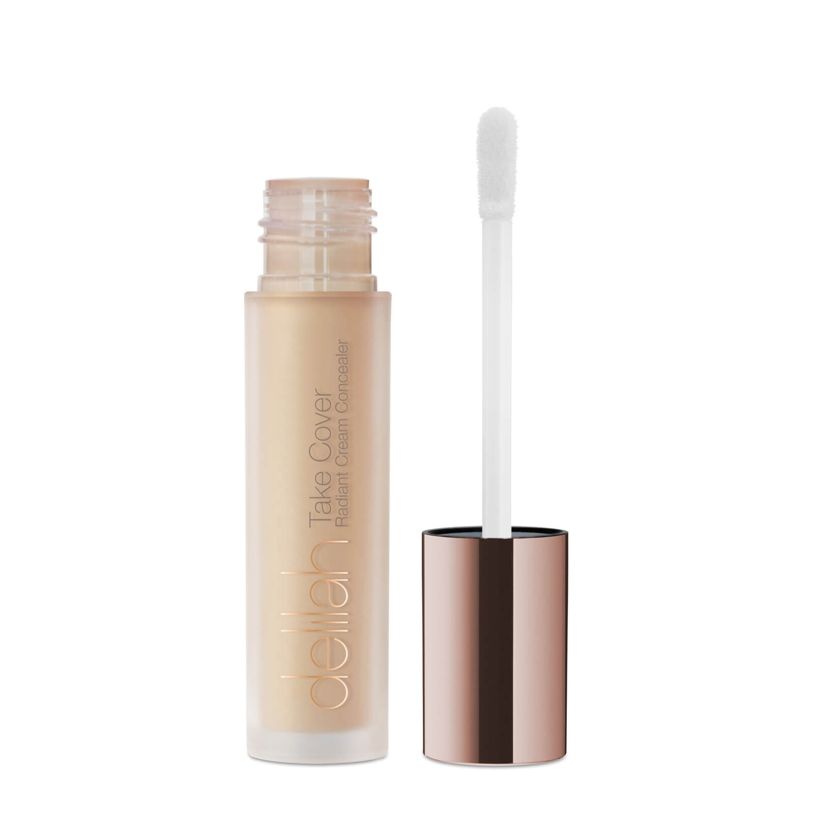 delilah Take Cover Radiant Cream Concealer (Various Shades) - Stone