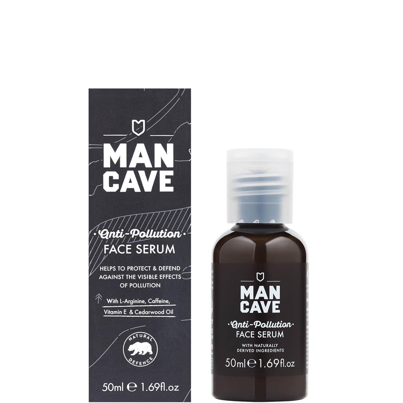 Купить ManCave Anti-Pollution Face Serum